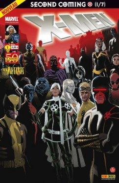 X-Men vol 2 # 01