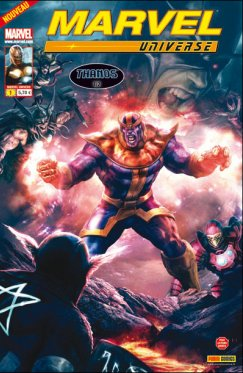 Marvel Universe vol 2 # 01