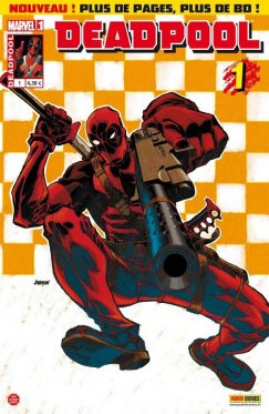 Deadpool vol 2 # 01
