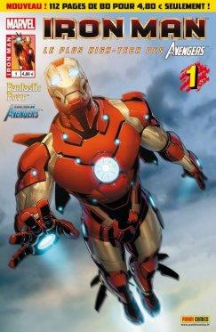 Iron Man # 01