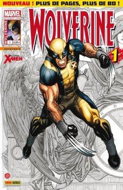 Wolverine vol 3 # 01