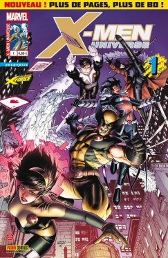 X-Men Universe vol 2 # 01