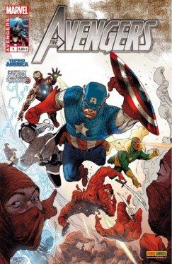 Avengers vol 2 # 02