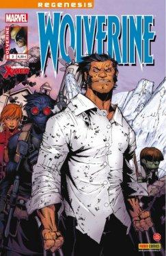 Wolverine vol 3 # 02