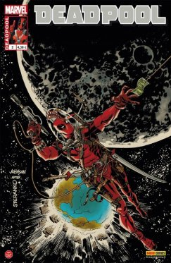 Deadpool vol 2 # 02
