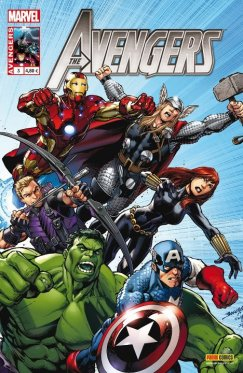 Avengers vol 2 # 03