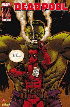 Deadpool vol 2 # 03