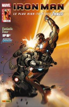Iron Man # 03