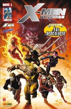 X-Men Universe vol 2 # 03