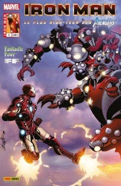 Iron Man # 04