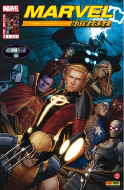Marvel Universe vol 2 # 04