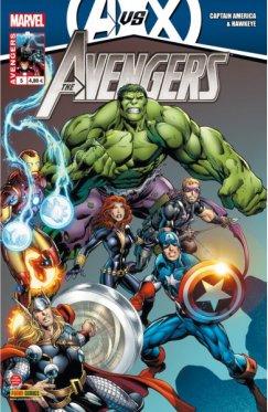 Avengers vol 2 # 05