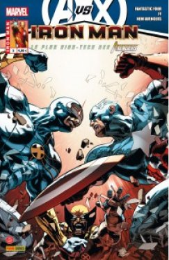 Iron Man # 05
