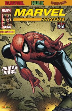 Marvel Universe vol 2 # 05