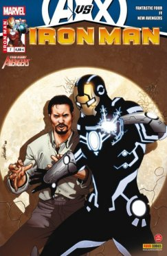 Iron Man # 07