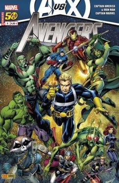 Avengers vol 2 # 08