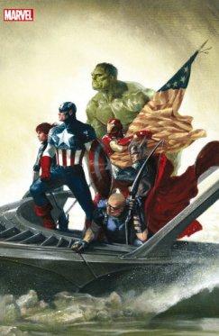Avengers vol 2 # 08 Variant