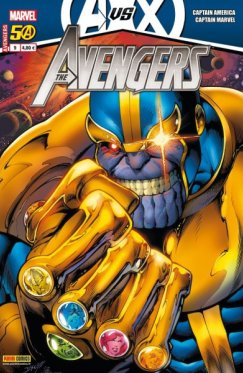 Avengers vol 2 # 09