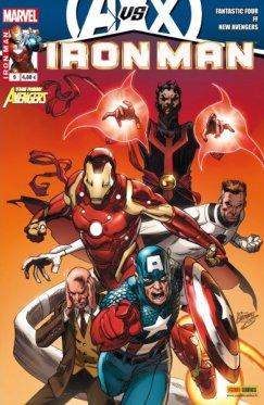 Iron Man # 09