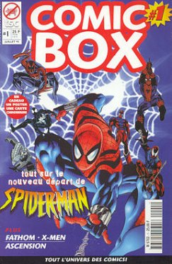 Comic Box vol 1 # 01