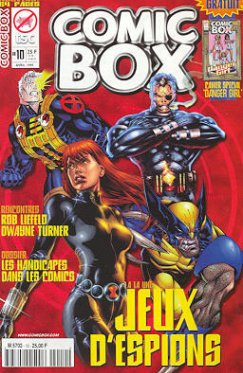 Comic Box vol 1 # 10