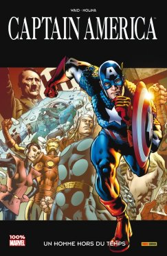 100% Marvel : Captain America vol 05