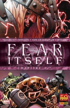 Fear Itself # 2