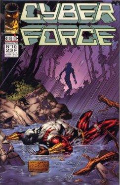 Cyberforce # 10