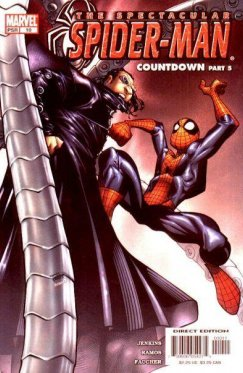 Spectacular Spider-Man vol 2 # 10