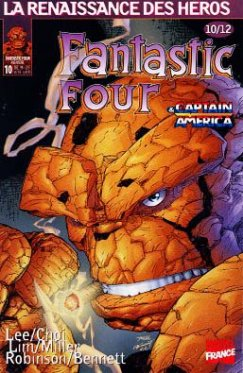 Fantastic Four vol 1 # 10