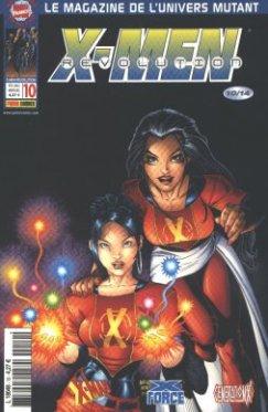 X-Men Revolution # 10