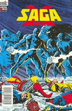 X-Men Saga # 11