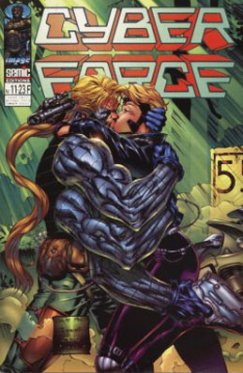 Cyberforce # 11