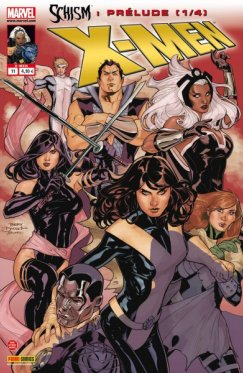 X-Men vol 2 # 11