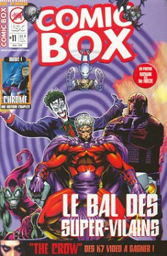 Comic Box vol 1 # 11