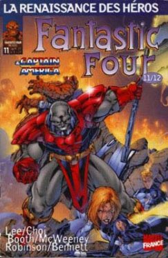 Fantastic Four vol 1 # 11