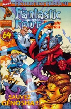 Fantastic Four vol 2 # 11