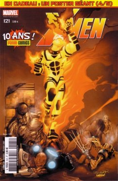 X-Men # 121