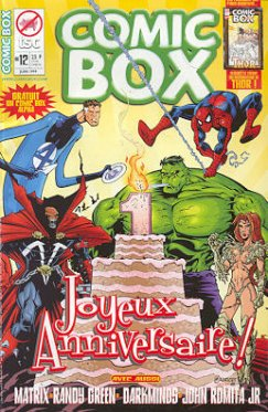 Comic Box vol 1 # 12