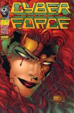 Cyberforce # 12