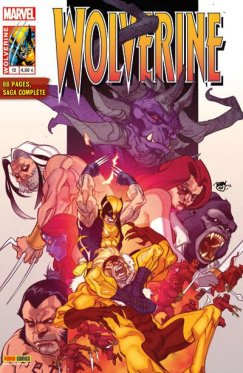 Wolverine vol 3 # 12