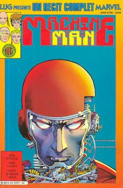 Recit Complet Marvel : Machine Man
