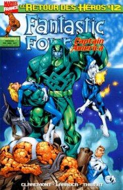 Fantastic Four vol 2 # 12