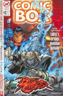 Comic Box vol 1 # 13