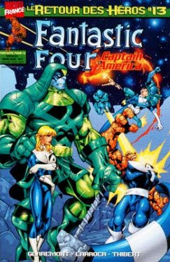 Fantastic Four vol 2 # 13