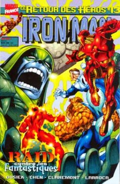 Iron Man vol 2 # 13