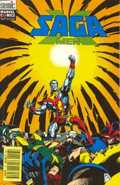 X-Men Saga # 13