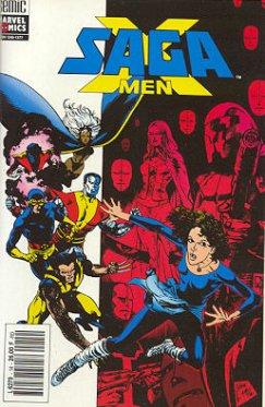X-Men Saga # 14