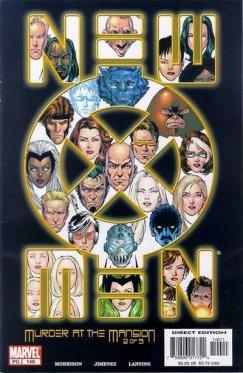 New X-Men # 140