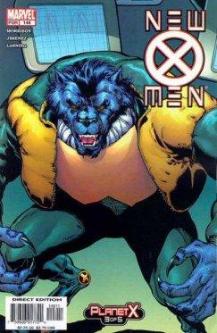 New X-Men # 148